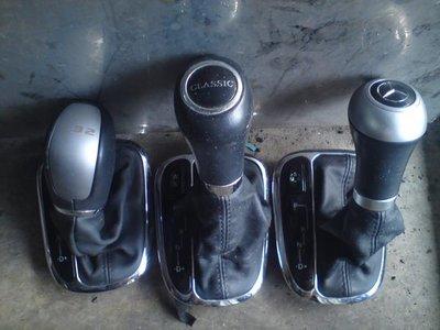 BMW BENZ E38 E39 E46 E60 E90 W203 W204 W210 W211 W220各式排檔頭 皮套出售