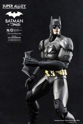 Play Imaginative 1/6 超合金 蝙蝠俠 Super Alloy batman