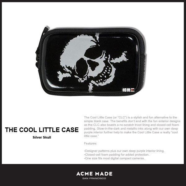 ☆相機王☆相機包Acme Made Cool Little Case 酷靚包﹝骷髏版﹞公司貨