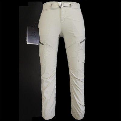 加拿大頂級戶外品牌Arc'Teryx 始祖鳥Palisade Pant輕薄彈性透氣快乾登山長褲