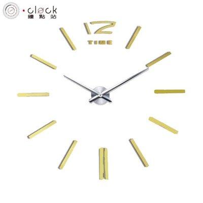 【鐘點站】12S003-G DIY 大時鐘 大壁鐘 100x100cm