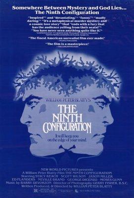 第九形態-The Ninth Configuration(1980)原版電影海報