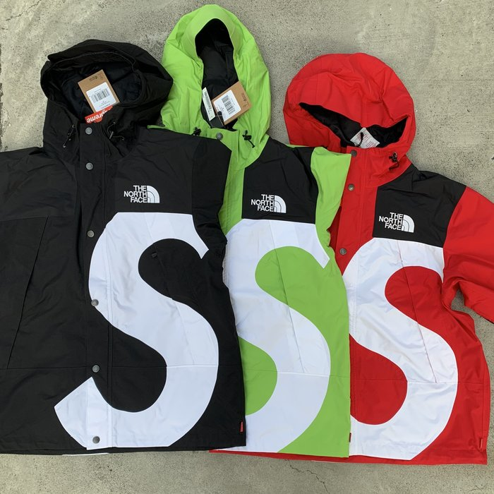 ☆LimeLight☆ Supreme The North Face S Logo Mountain Parka 風衣