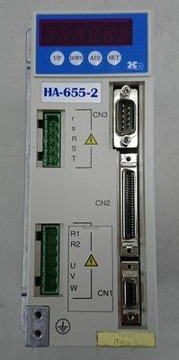 行家馬克 工控 工業設備 HARMONIC HA-655-2-200 伺服器驅動器 控制系統 買賣專業維修