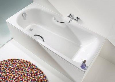 德國KALDEWEI SANIFORM PLUS STAR 琺瑯鋼板浴缸 180x80cm