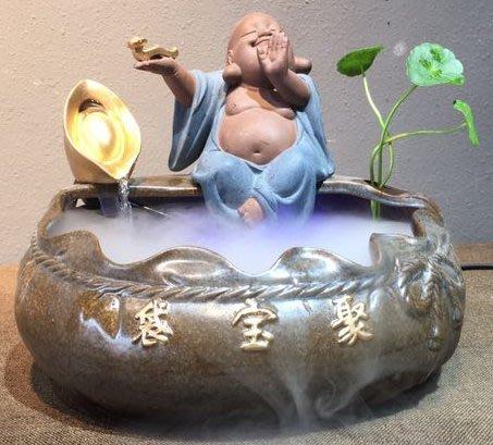 陶瓷藝品開運組(亦可當聚寶盆)