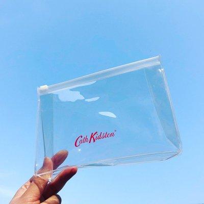 看到透明包包就抓狂 專櫃禮 Cath Kidston 防水化妝包 旅行收納包 盥洗包 包中包 萬用置物包(CBH30)