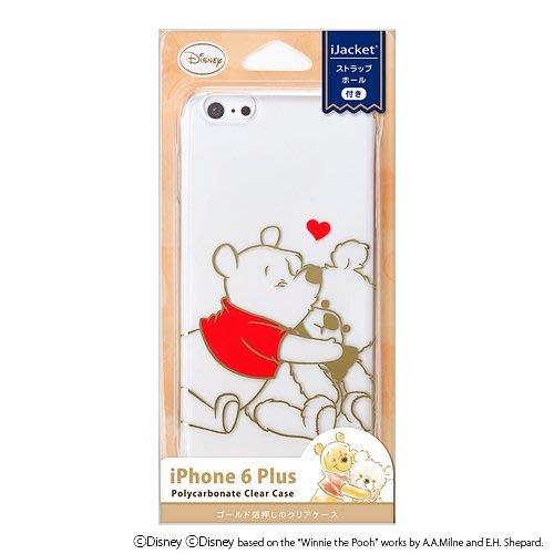東京家族 特價 正版  迪士尼 維尼熊 小熊維尼 i phone6 plus 透明手機殼