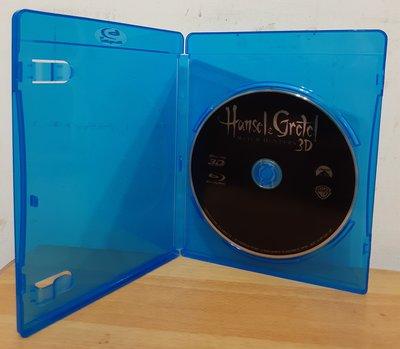 ╭☆影碴館☆╮**美版藍光BD~女巫獵人~**(3D版本單碟藍光裸片,無封面,附藍光裸外殼一個)