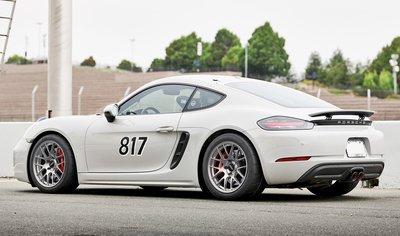 =1號倉庫= APEX EC-7R 鋁圈 鋼圈 輪圈 18吋 Porsche Cayman Boxster