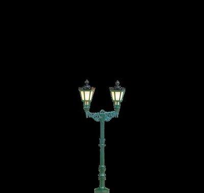 傑仲 博蘭 公司貨 BRAWA 燈具組 Park light Double 5226 HO