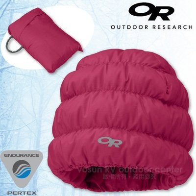 RV城市【美國 Outdoor Research】Transcendent Beanie 輕量透氣保暖羽絨帽 81810