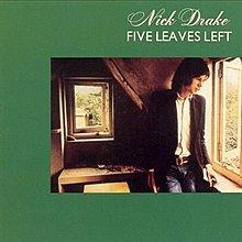 [狗肉貓]_Nick Drake_Five Leaves Left