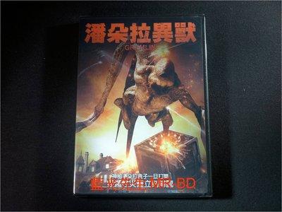 [DVD] - 潘朵拉異獸 Gremlin ( 得利公司貨 )