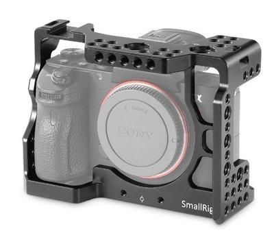 *大元 新北*【Vlog配件】SmallRig 斯瑞格 2087 SONY A7RIII / A7M3 相機兔籠