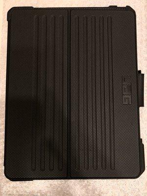 二手〈UAG〉iPad Pro 12.9吋 (2020) 耐衝擊保護殻 黑色