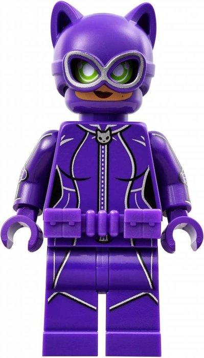 現貨【LEGO 樂高】全新正品 益智玩具 積木/ 蝙蝠俠電影 70902 | 單一人偶: 貓女+長鞭 Catwoman