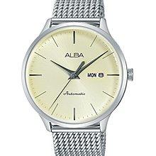 門市正貨 -  Seiko Alba 精工錶 雅柏錶 Alba 旗艦 Sign-A Automatic Watch AL4107X1 自動機械手錶