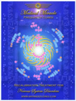 [心靈之音]#265神經系統失調Nervous System Disorders醫學奇蹟模版能量催化圖-美國進口中文說明