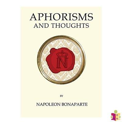 [文閲原版]拿破侖格言警句 英文原版 Alma Quirky Classics: Aphorisms