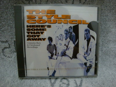 11  THE STYLE COUNCIL  HERE'S SOME THAT GOT AWAY  進口版