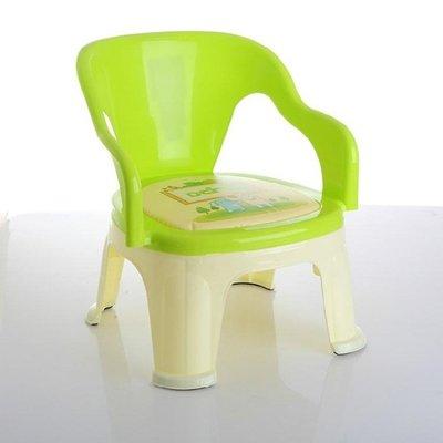實木小凳子卡通小椅子家用寶寶靠背椅可愛...