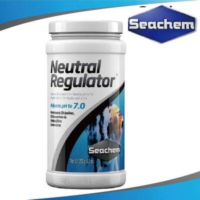 小郭水族-美國 西肯Seachem-免運【N-4306 pH7鎖定劑 250g】酸鹼值