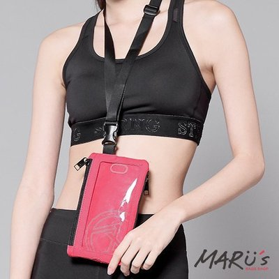 MARU`SBAGS SHOP Life 頸掛手機兩用包[TG-235-Li-T]手機包 機車 可直接滑手機 掛頸包現貨