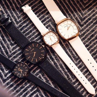 配飾韓國聚利時 正防水品韓版時尚簡約手表 休閑皮帶學生情侶表 對表
