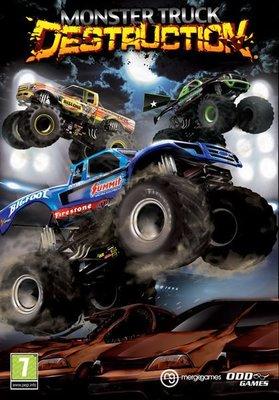 【傳說企業社】PCGAME-Monster Truck Destruction 怪獸卡車極限壓碎賽(英文版)
