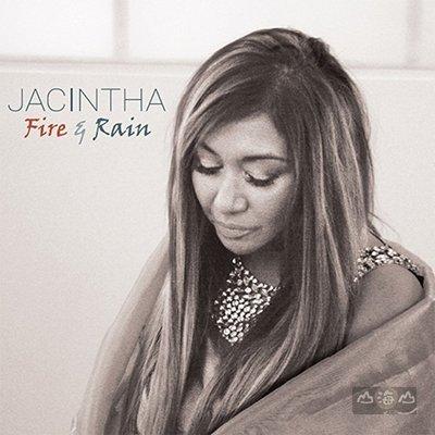 【店長推薦】【SACD】熱焰與冷雨 (向詹姆斯泰勒致敬) / 潔辛塔 Jacintha ---GRV10993