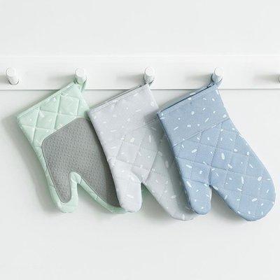 云木雜貨 加厚防滑防燙隔熱手套專用烤箱微波爐烘焙防熱高溫手套