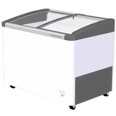 #全省服務 LIEBHERR德國利勃 270公升 弧型玻璃推拉冷凍櫃 EFI-2703 依地區運費另計