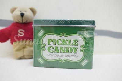 【Sunny Buy】◎預購◎ 復古盒裝 Pickle Candy 詭異的 醃黃瓜 糖果 72克