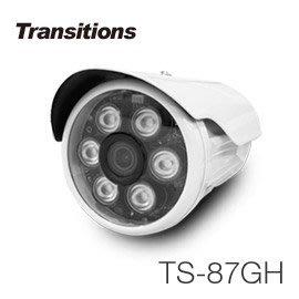 【安全專家】全視線 TS-87GH 室內日夜兩用四合一夜視型 HD 1080P 6顆紅外線LED攝影機
