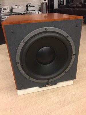 統元音響 DYNAUDIO sub 500重低音,歡迎預約視聽,出清優惠品