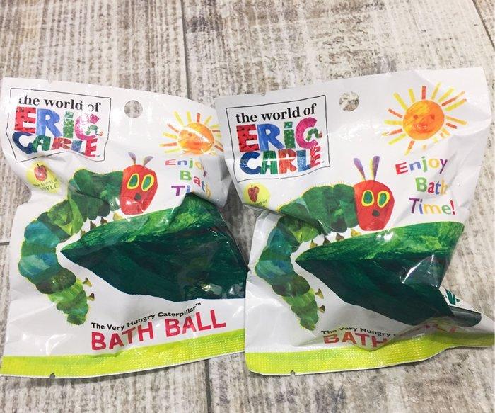 Baby Sheep 日本入浴球 澡球 沐浴球 碳酸球 好餓的毛蟲 繪本hungry caterpillar 泡澡球