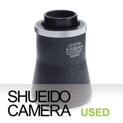 集英堂写真機【3個月保固】中古美品 / LEICA LEITZ 垂直觀景器 VISOFLEX I 用 14067