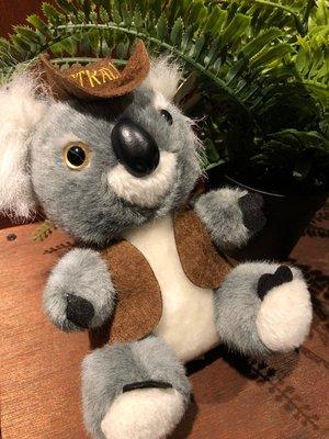 澳洲無尾熊娃娃-(牛仔帽版)澳洲製造-...