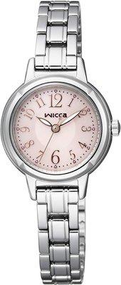 日本正版 CITIZEN 星辰 WICCA KH9-914-91 女錶 女用 手錶 太陽能充電 日本代購