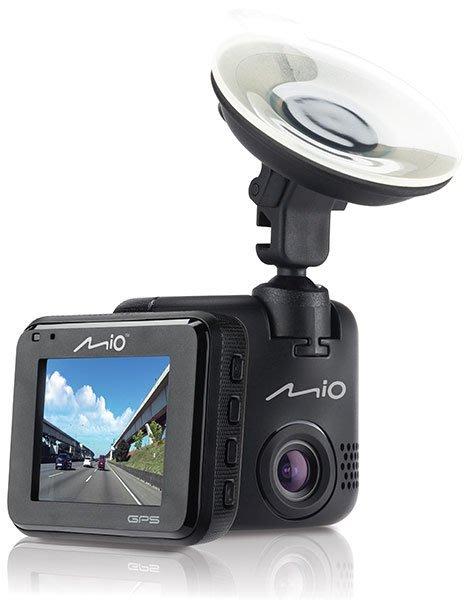 Mio MiVue™ C350 夜視進化感光 GPS行車記錄器