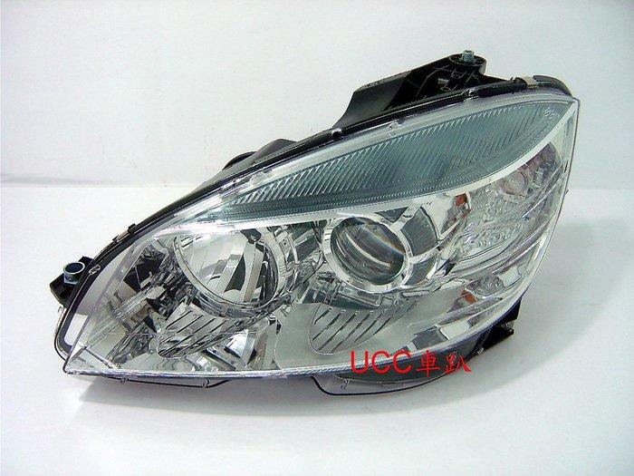 【UCC車趴】BENZ 賓士 W204 07 08 10 09 11 美規 原廠型 晶鑽大燈 TYC製 一組10600