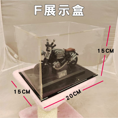【現貨當天出】15*20*15 展示盒 壓克力盒 收納盒 透明盒 鑽石積木 積木人偶 積木桌 積木牆 玩具
