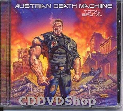 正版全新CD~奧地利死亡機器 / 徹底殘暴Austrian Death Machine-Total Brutal~進口盤下標就賣