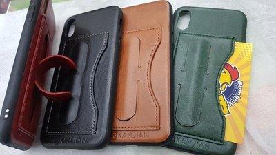 彰化手機館 iPhoneX 手機殼 保護殼 防皮材質 支架手機殼 手機立架 出清促銷 iPhoneXs Xs