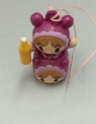 扭蛋雙包胎寶寶吊飾-附蛋殼(本身來就無蛋紙)