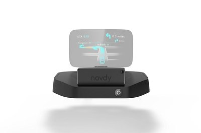 【WowLook】全新 NAVDY HUD (Heads Up Display) 抬頭顯示器 車載智能裝置
