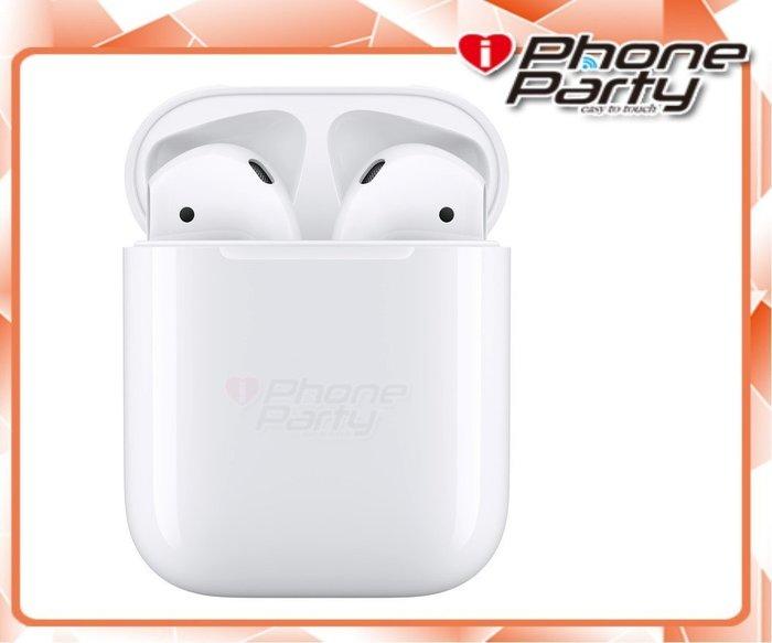 APPLE 第二代無線耳機 AirPods 搭配充電盒 (A2031 A2032) 型號:A1602