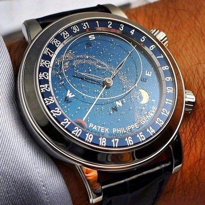 Patek Philippe [NEW] Collectable Grand Complication Celestial Platinum 6102P-001
