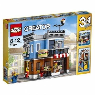 LEGO 樂高積木 Creator 系列 LT31050 轉角熟食店